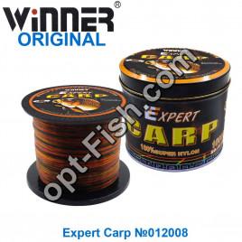 Леска Winner Original Expert Carp №012008 1000м 0,25мм *