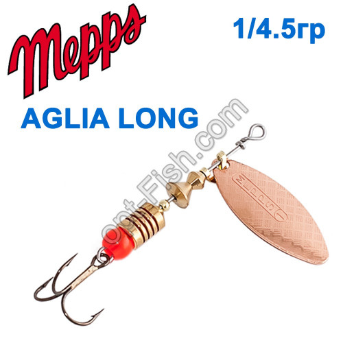 Aglia long miedzianna-cooper 1/4,5g