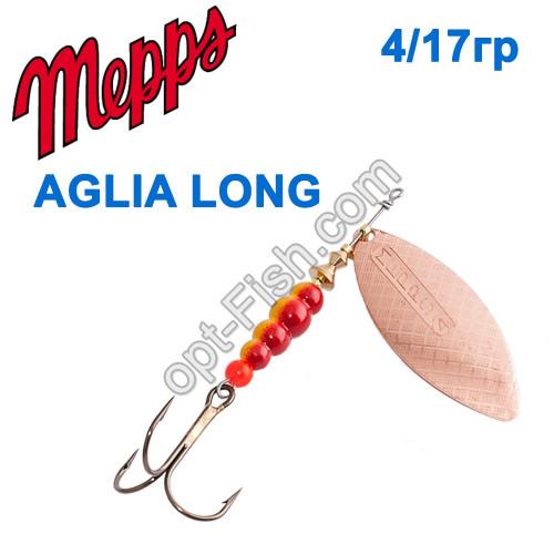 Aglia long miedzianna-cooper 4/17g
