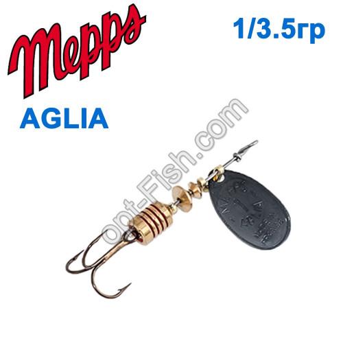Aglia czarna-black 1/3,5g