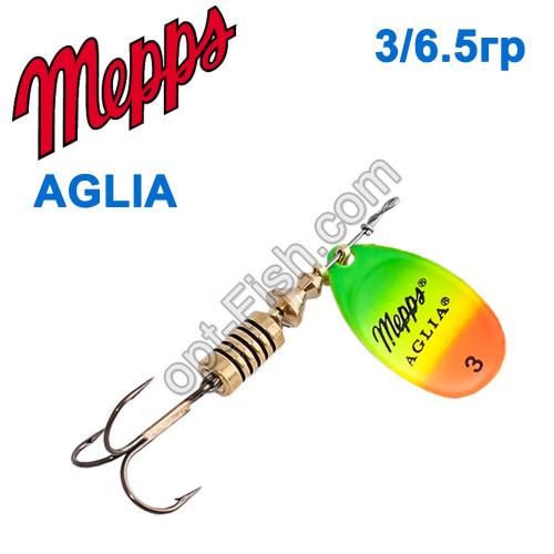 Aglia fluo tiger 3/6,5g