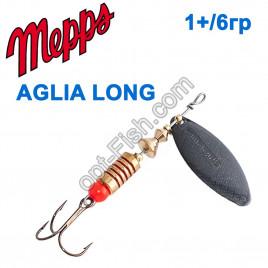 Aglia long czarna-black 1+/6g