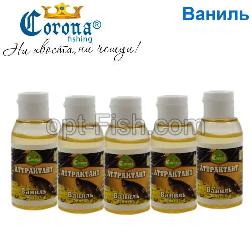Аттрактант Corona 30мл ваниль