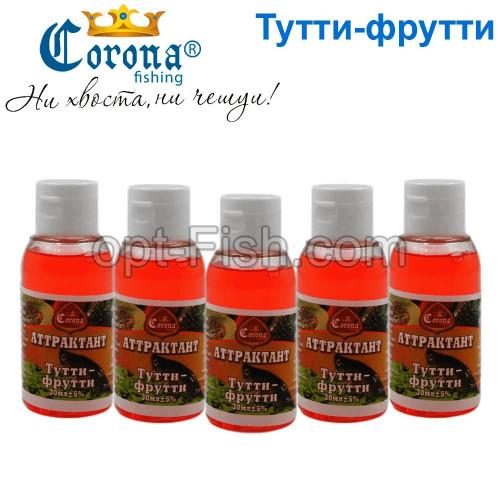 Атрактанти Corona 30мл тутті-фрутті