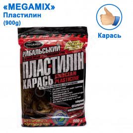 Пластилин MEGAMIX Карась 900g