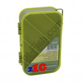 Коробка Adams 2-х сторонняя 10 ячеек 2510
