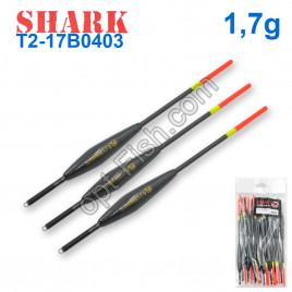Поплавок Shark Тополь T2-17B0403 (20шт)