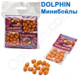 Минибойлы Dolphin 6х10 мм тутти-фрутти (10шт)