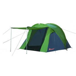 Туристическая 3-х местная палатка Lanyu 1709 (210+190)х250х135