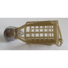 Кормушка пластиковая пуля 30g