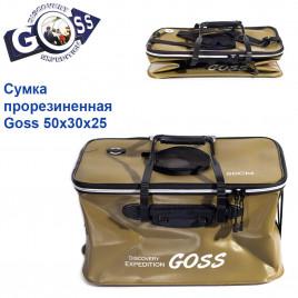Сумка прорезиненная Goss ( с клапаном воздуха) 50x30x25